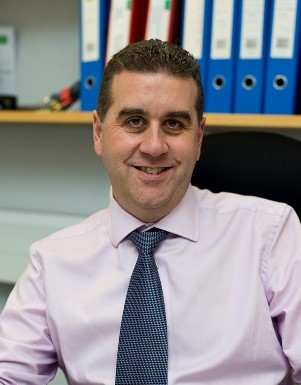 """After being in the role for 12 months I was made Deputy Managing Director and then on 1st May 2014 became MD. This was an unexpected and big step for me that I never envisaged would happen so soon.""   Chris Hellier, Managing Director of Unwin Safety Systems"