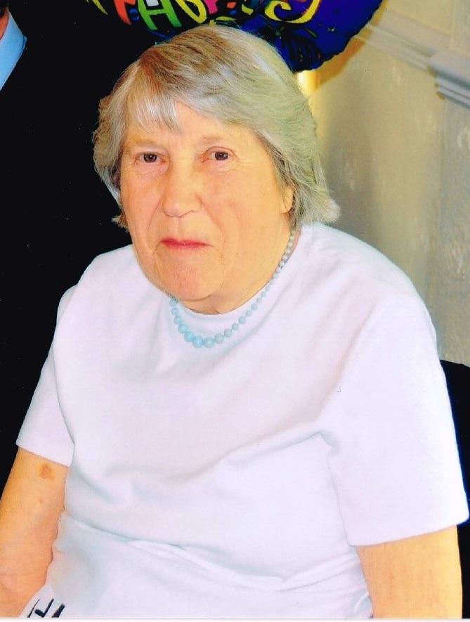 Vanessa's Auntie Muriel