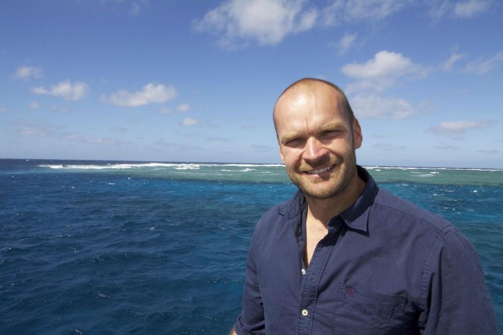 Monty Halls, Broadcaster, Adventurer & Marine Biologist