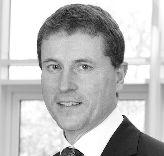 Stephen Rosser, Chief Executive of Clarke Willmott