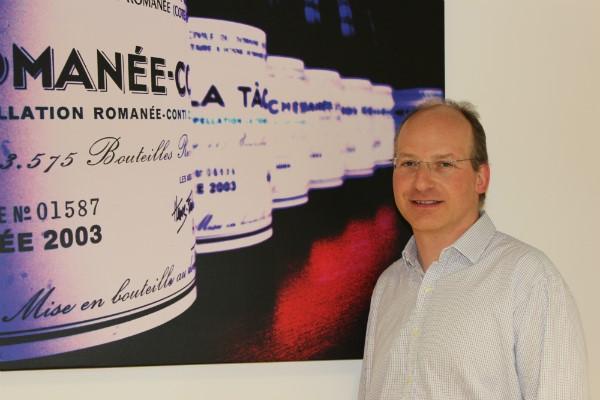 Graham Sumeray, CEO of Fine + Rare