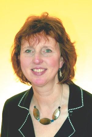 Caroline Duckworth, Chief Executive of the  Quartet Community Foundation
