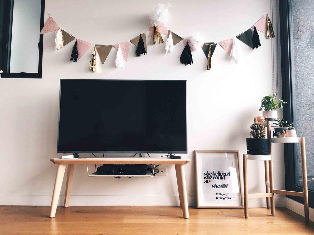 how to make a minimalist scandi home