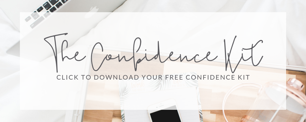 The Confidence Kit free download to increase confidence