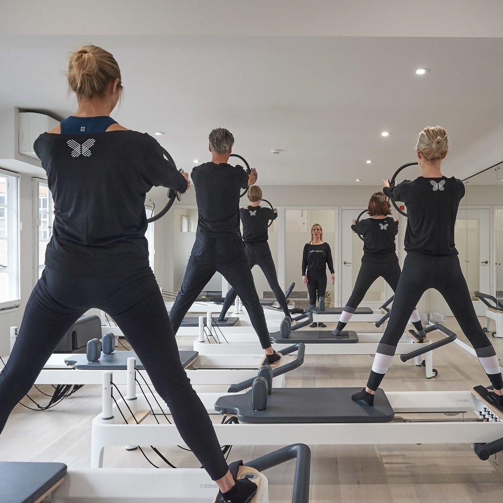 What to expect... - Each 1 hour workshop will include;- an introduction to the reformer- fundamental reformer exercises- key benefits you can gain from regular use- Q&A session & studio tourFor only...Members - £10Non-Members - £15Or included with a valid Reformer Payment Plan - First Month HALF PRICE.