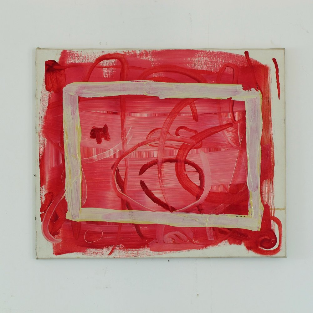 Untitled (Red and White)
