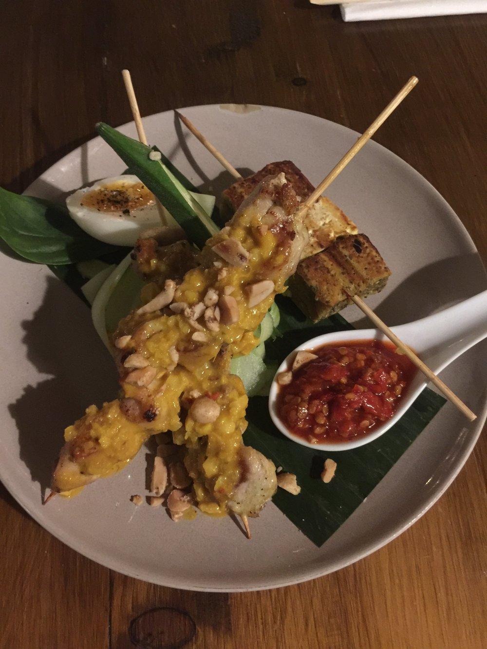 Rempah Chicken Satay & Vegan Seitan Satay.jpg