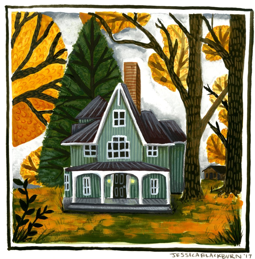 Autumn House