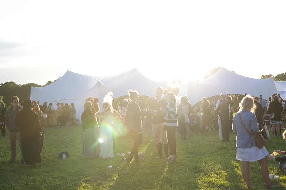 Wyndstock the country house party and festival by Bourne & Hollingsworth