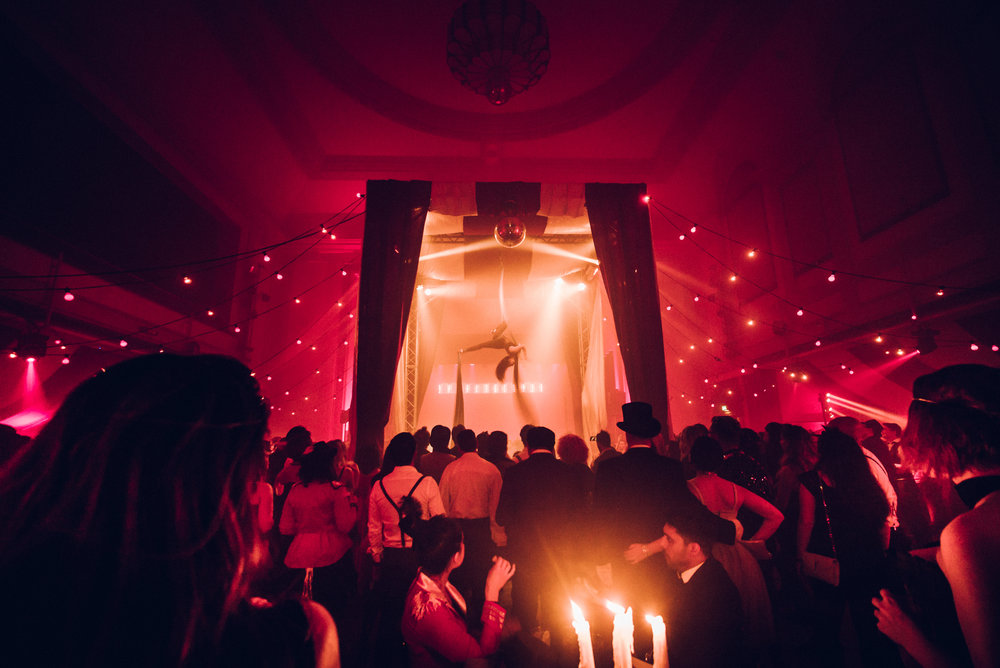 The Dark Circus Party Halloween Special in London