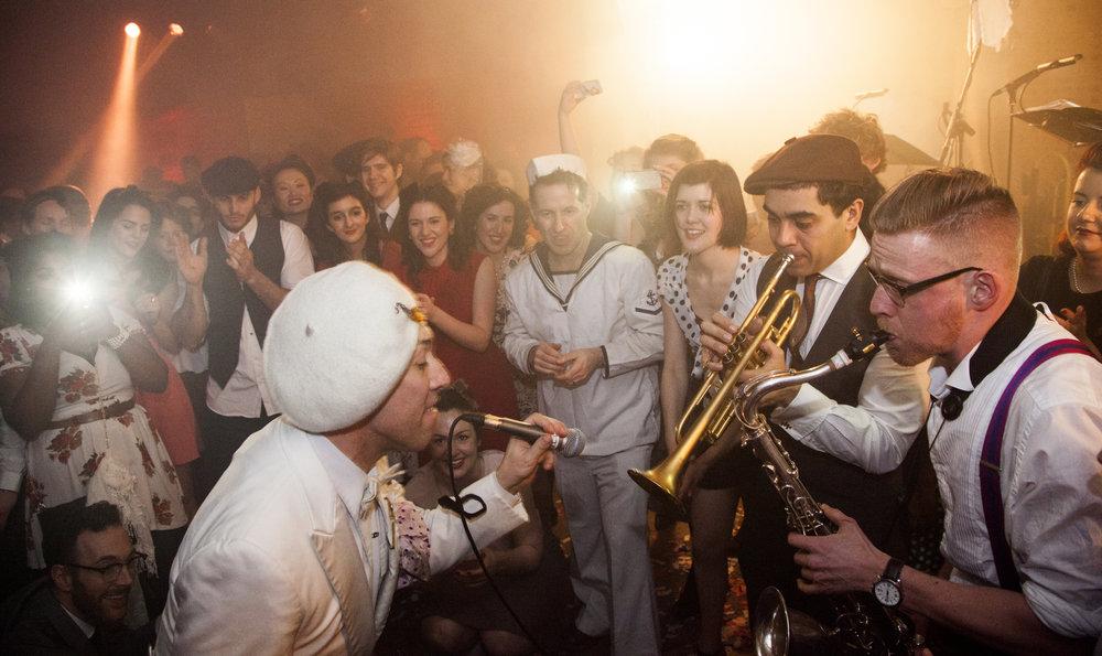 The Blitz Party