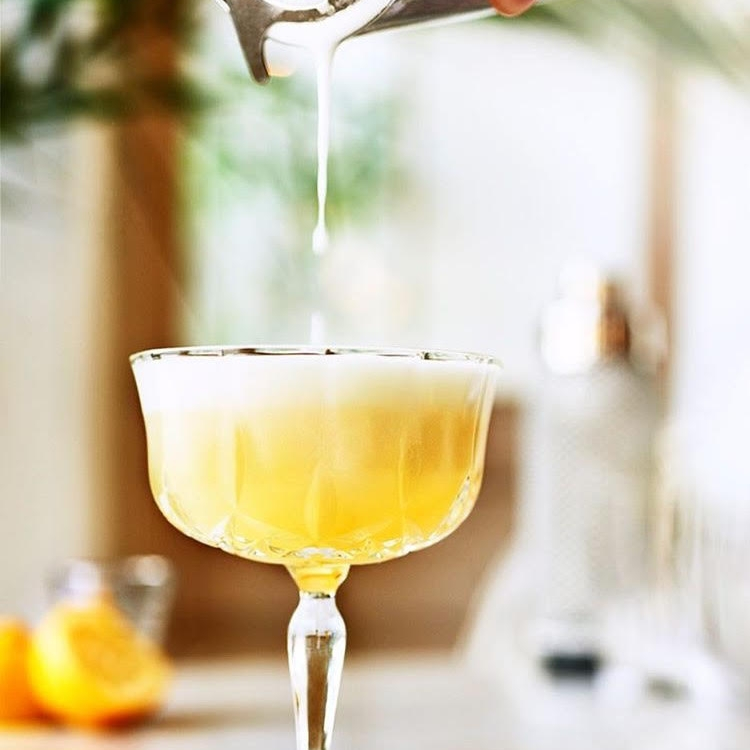 recipes - September's Cocktail of the Month