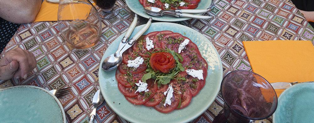 The cuisine -