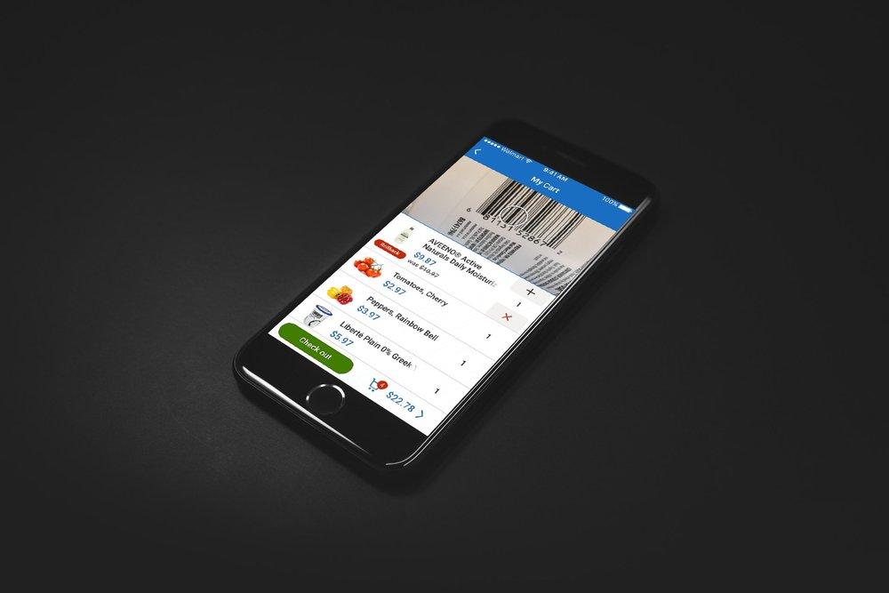 walmart my schedule app for iphone
