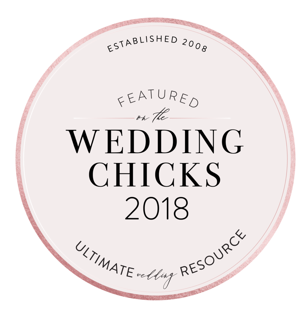 Featured on Wedding Chicks - Hailey Page Dream Wedding at Lambs Hill