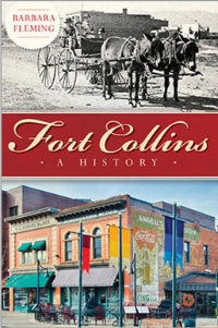 The story of Fort Collins, from camp to town to city, is told in narrative form in this book that traces the colorful history of Fort Collins through its time as part of the western frontier to its growth into a sizable Front Range city in Colorado. Numerous photos accompany the text.