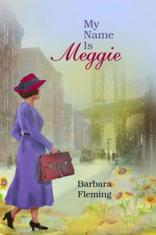 My Name Is Meggie , the sequel to my historical novel,  Journeying , is now available at  Amazon.com , including a Kindle version. You can also purchase the book directly from me; email me at  fcwriter@frii.com . This book is the story of Hannah and Lucas's daughter, Meggie, an adventurous young woman who seeks to explore the world beyond her small Colorado hometown and to discover her life's passion.