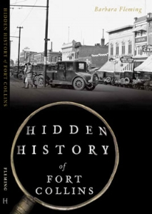 A compliation of about 70 columns written for the Fort Collins Coloradoan newspaper from 2012 to 2017, this book shares stories of colorful people, memorable incidents and historical highlights, along with several previously unpublished photographs.