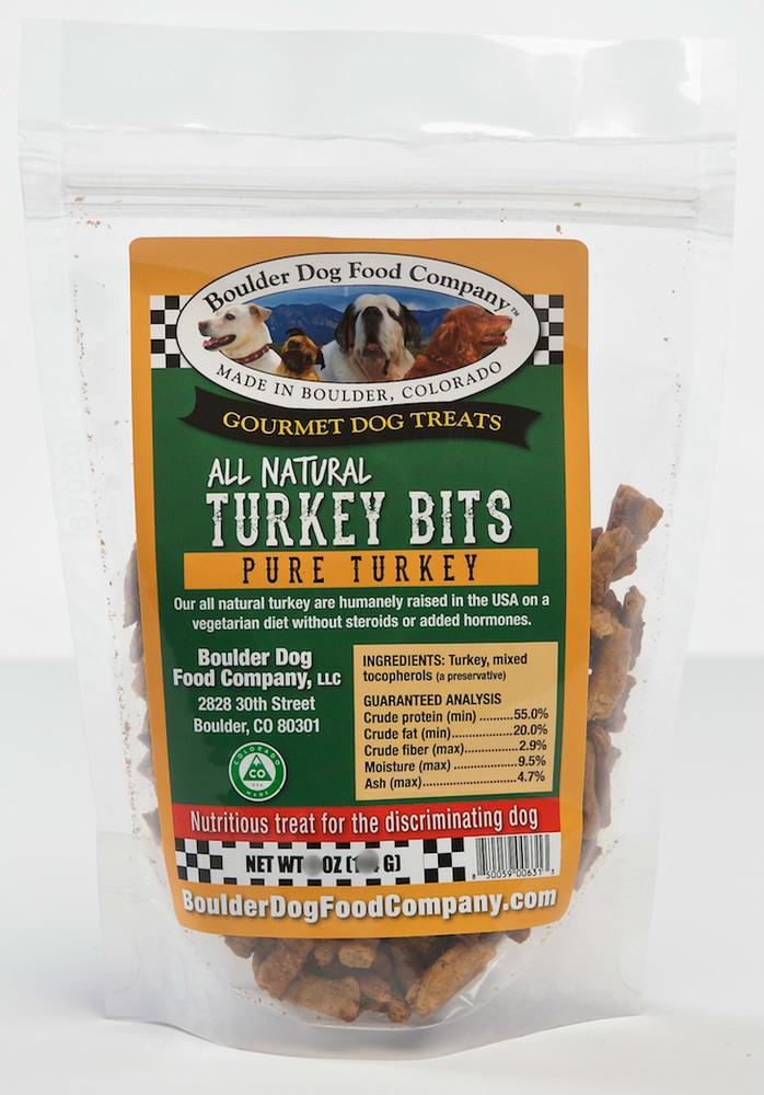 Boulder Dog Food Company Gourmet Dog Treats 8oz — CANINE TO FIVE STORE