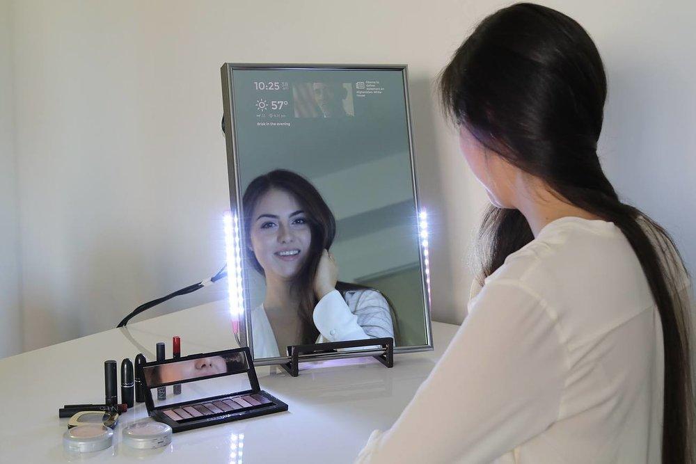 Perseus smart mirrors