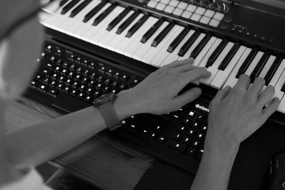 My music recording studio 2