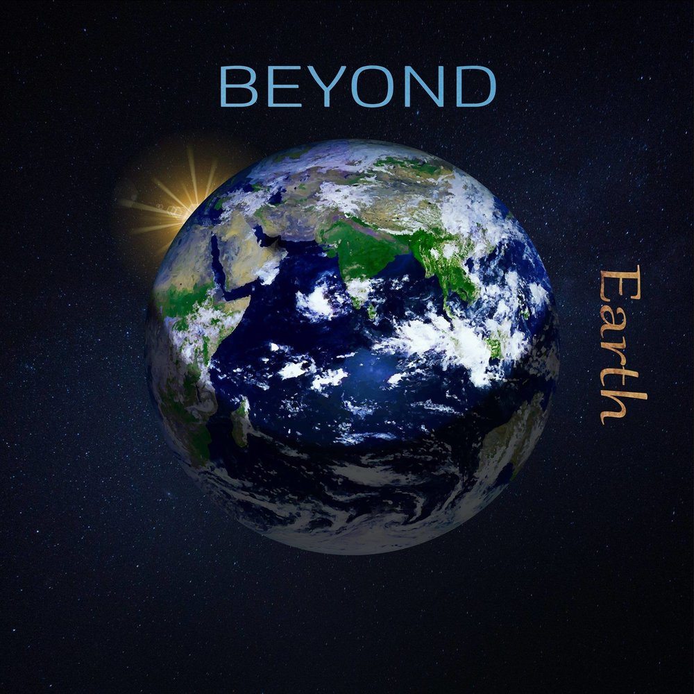 Beyond Earth - Space-themed album with 8 atmospheric and melodic pieces.