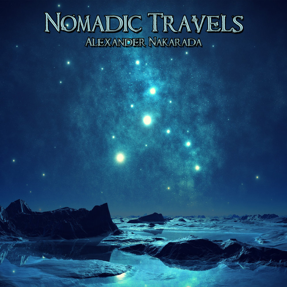 14. Nomadic Travels - A collection of the internet's favorite celtic fantasy pieces put into one album.