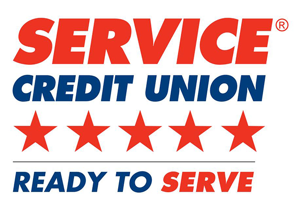 "Thank you Service Credit Union for your Diamond Level Sponsorship!  ""We believe that our approach to service goes above and beyond what you'll find at any other financial institution."""