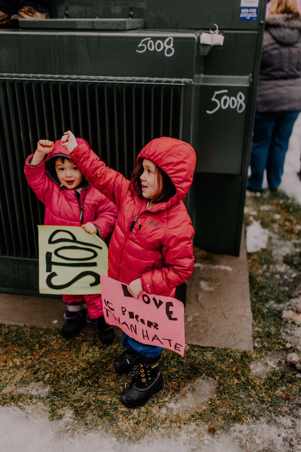 Bryden Giving Photographer, Politics, Women's March, Photojournalism, Wedding Photographer, Twin Cities, Saint Paul, Minneapolis, Documentary