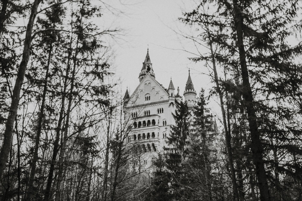 germany, neuschwanstein castle, bavaria, adventure, brydengivingphotographer, europe, photography, documentary, culture, travel, spring