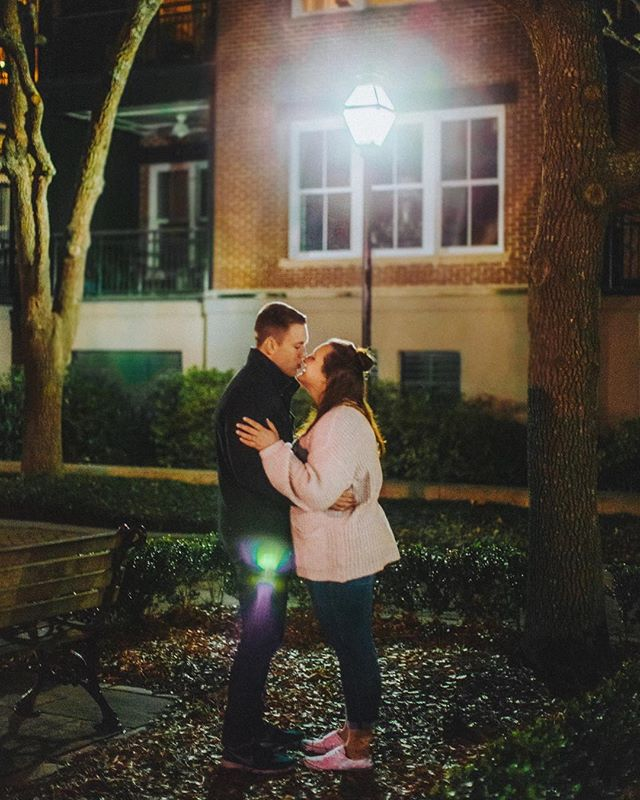 Romantic light-post shots may become my new favorite. Here is a sneak peak of Ashley and Zack's engagement session in Charleston, SC! Have questions on editing, posing, etc? Please ask below, I would love to help! :)⁣⠀ ..⁣⠀ ...⁣⠀ ...⁣⠀ ...⁣⠀ #photobugcommunity #wanderingweddings #authenticlovemag #losangelesweddingphotographer #shootandshare #californiaweddingphotographer #loveandwildhearts #destinationweddingphotographer #elopementphotographer #radlovestories #muchlove_ig #utahweddingphotographer #junebugweddings #denverweddingphotographer #radstorytellers #portlandweddingphotographer ⁣⠀ #dirtybootsandmessyhair #belovedstories #seattleweddingphotographer #radstorytellers #charleston #northcarolinaweddingphotographer  #engagementphotos #twincitiesphotographer #photooftheday #photobugcommunity #huffpostgram #huffpostido #canonphotography #weddingtrends ⁣⠀