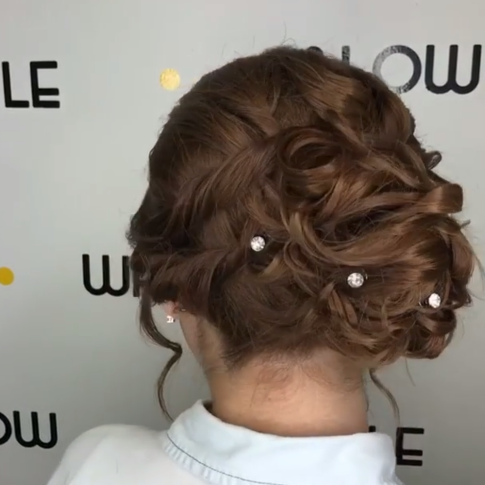 UP-DO'S - VIEW MORE