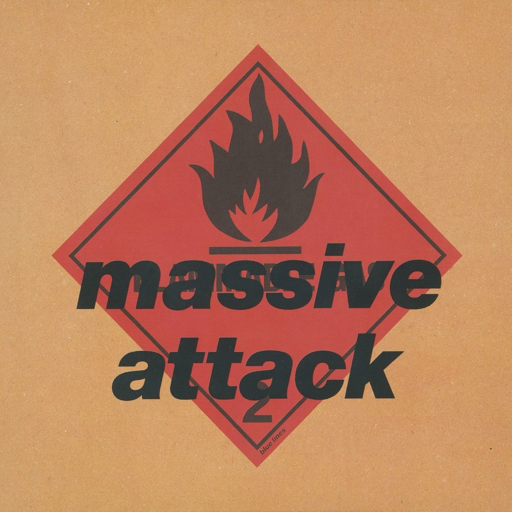 Massive Attack - Blue Lines (1991)  Présenté par Franck Descollonges FGO-Barbara