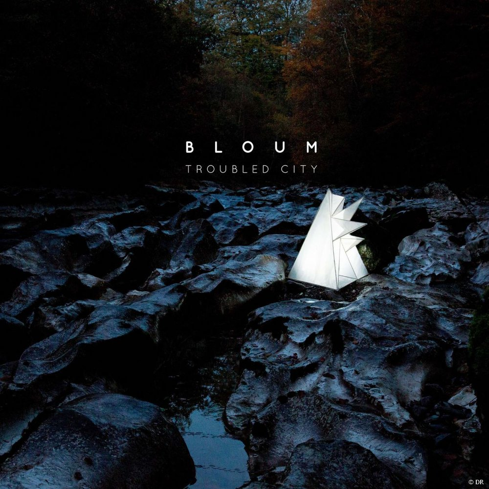 Bloum - Troubled City (2015)  Présenté par le groupe Eléphant Paname