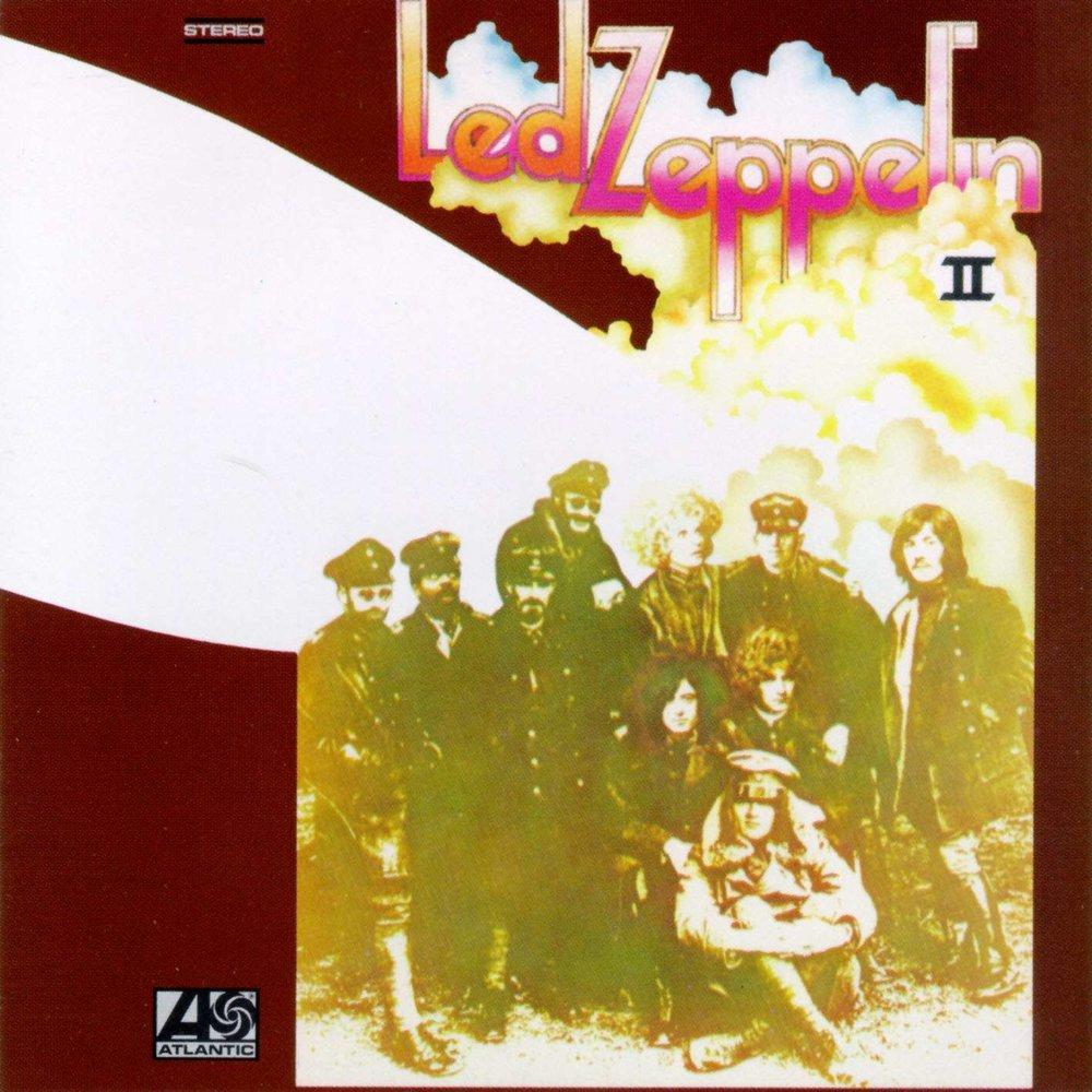 Led Zeppelin II (1969)   Présenté par Julien Bitoun FGO-Barbara