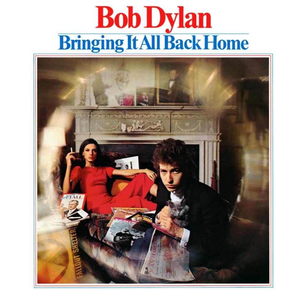Bob Dylan - Bringing It All Back Home (1965)   Présenté par Julien Bitoun Pavillon Carré de Baudouin - 20.11.19  infos