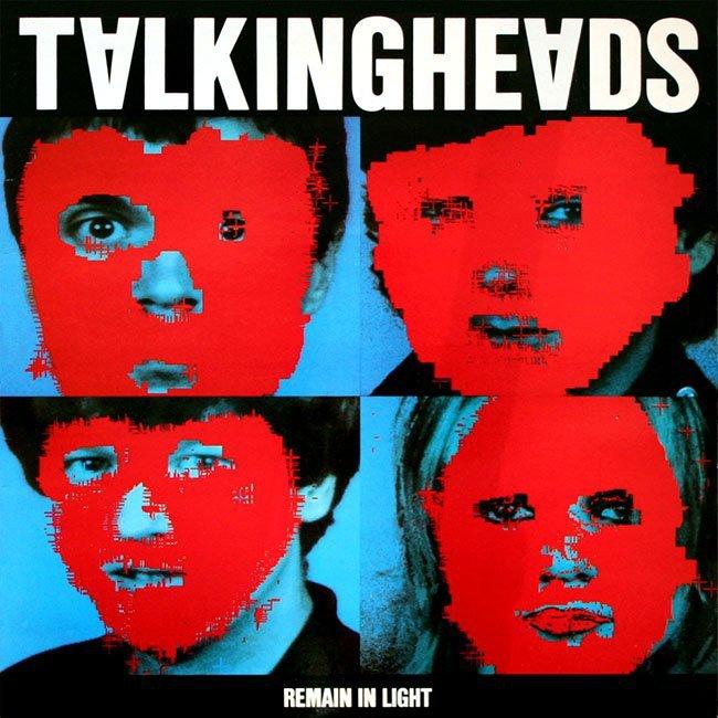 Talking Heads - Remain In Light (1980)  Présenté par Julien Bitoun 08.01.19 -  infos