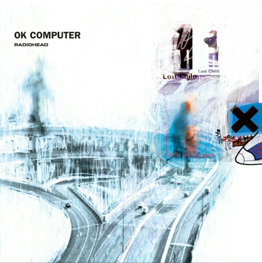 Radiohead - OK Computer (1997)  Présenté par Julien Bitoun 05.03.19 -  infos