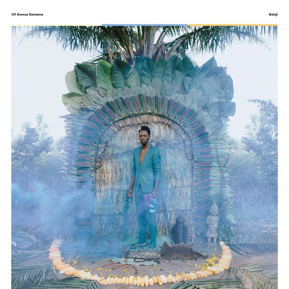 Baloji - 137 Avenue Kaniama (2018)  En présence de l'artiste Hasard Ludique 18.11.18 -  infos