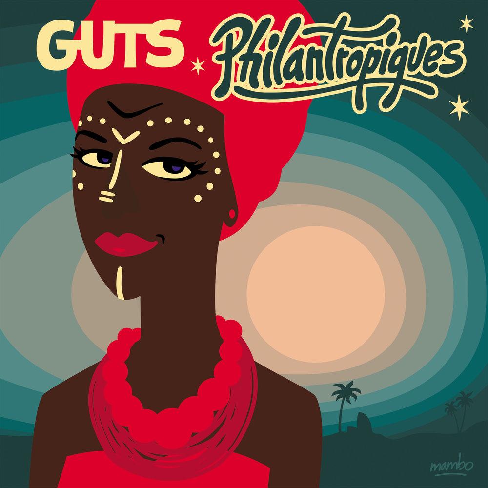 """Guts """"Philantropiques""""  En présence de l'artiste 14.03.19 -  Infos ici"""