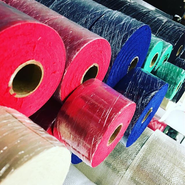 #judging by these #binding #colors, the #newyear will be #bright! #madeinusa #madeinny #madeinnyc
