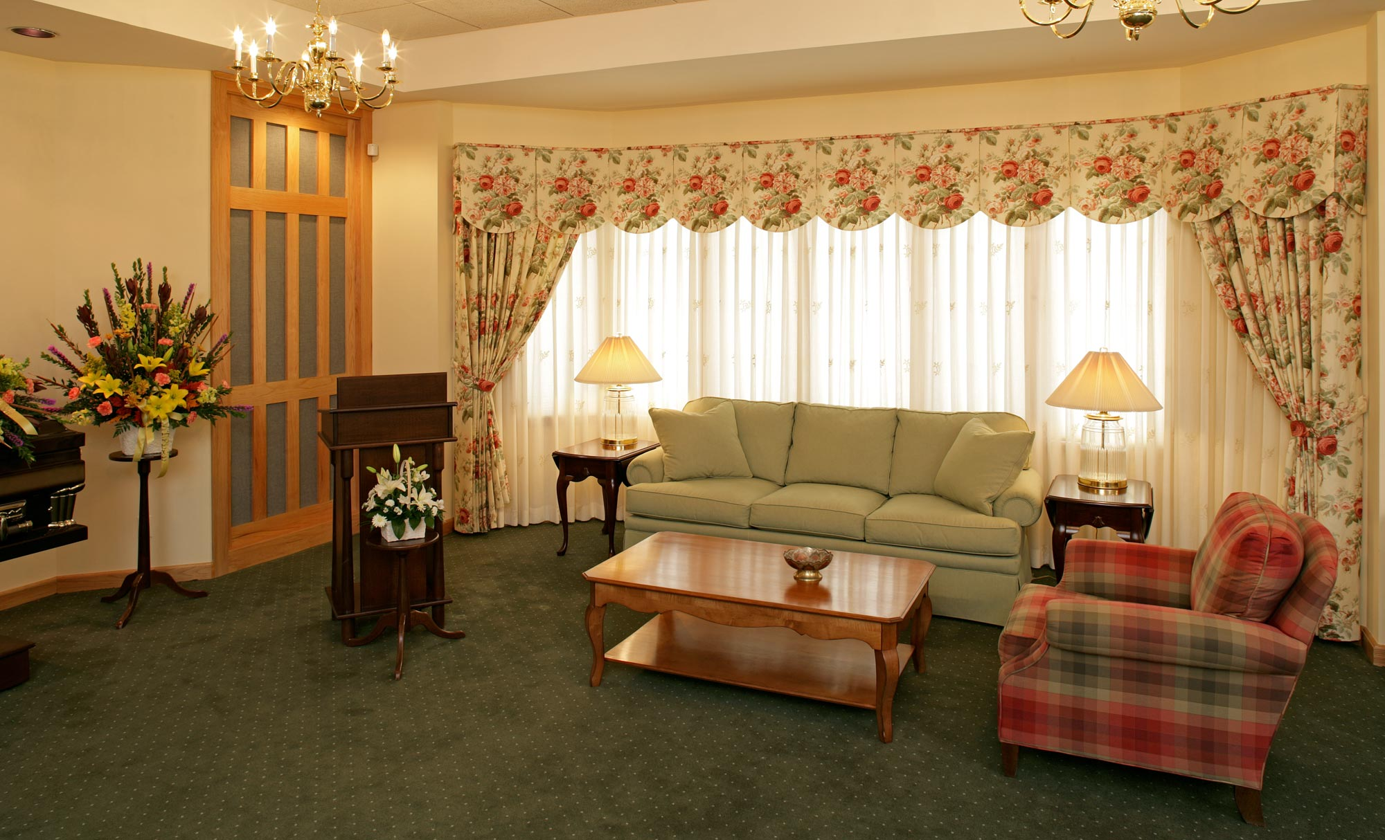 Interior design for funeral home - Living Room Style Funeral Home Interior Design Jpg