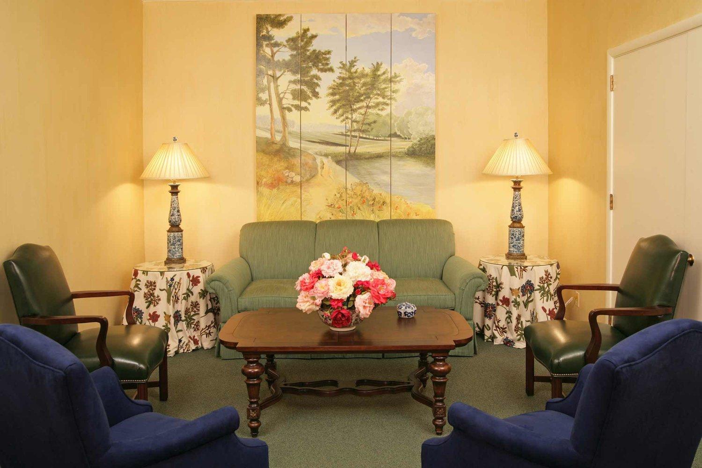 Funeral Home Interior Design | Noble Interiors