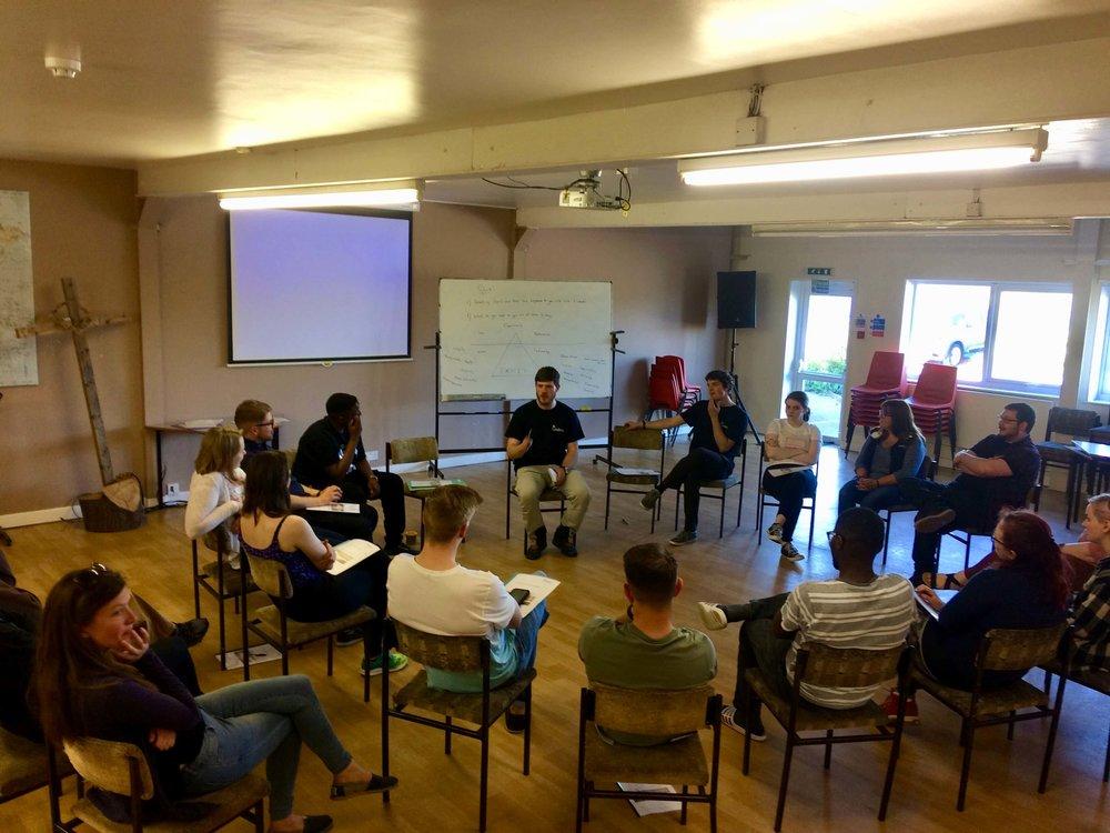 Developing future leaders through adventure activities - LoadedUK