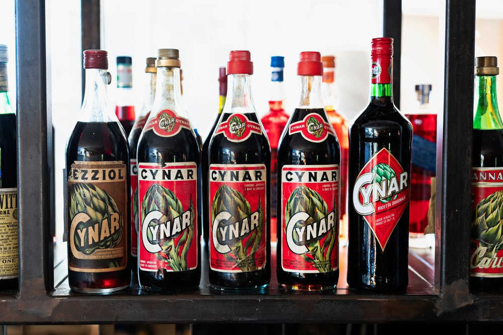 Salotto - An intimate Amaro Library studying the art of imbibing
