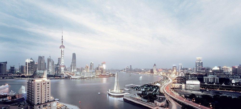 Shanghai host the nHack Ocean Technology Center!