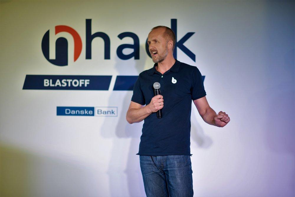 Erik Dyrkoren, Blueye CEO and Co-Founder