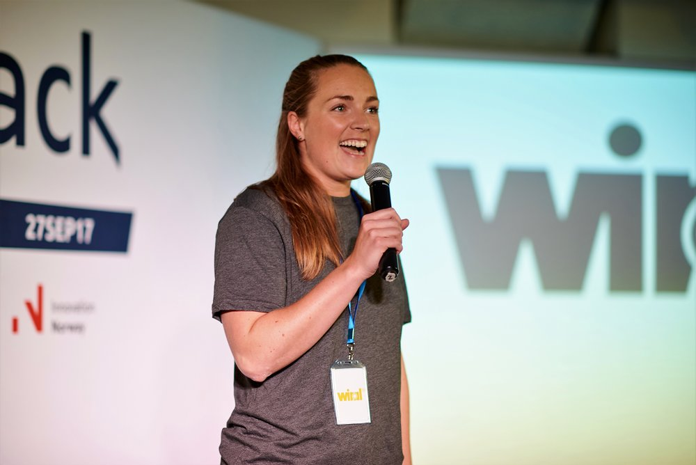 Andrea Holvik Torson, Co-Founder of Wiral