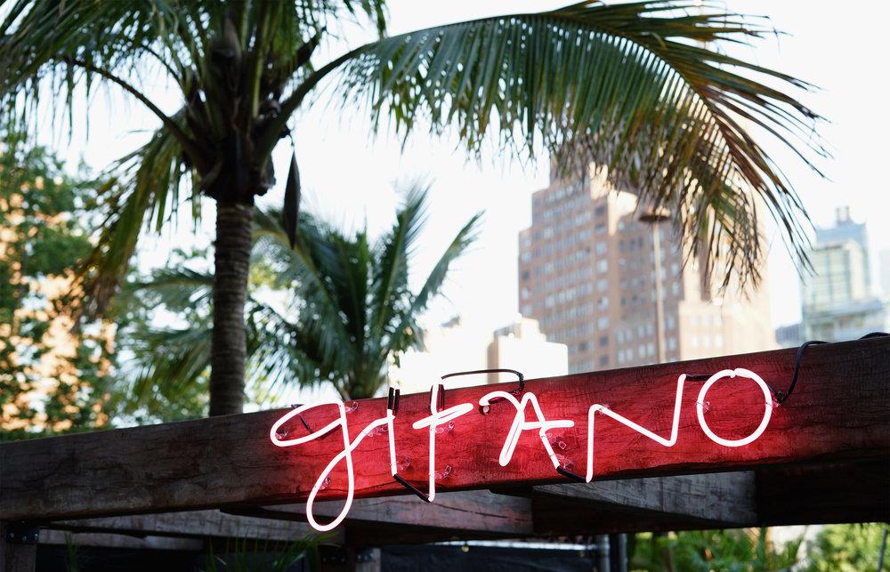 Gitano restaurant soho
