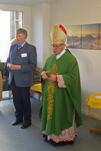 H. Gubser und HH Bischof  V. Huonder